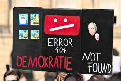 2019 03 urheberrechtsreform demo karlsruhe 001