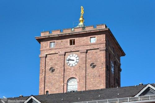Rathausturm, Detail